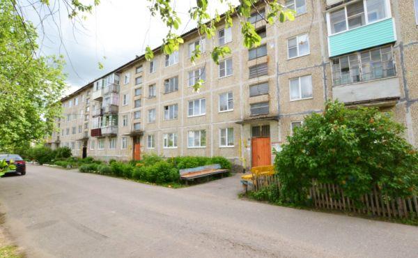1- квартира рядом с железнодорожным вокзалом города Волоколамска